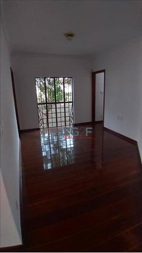 casa com 4 dormitórios para alugar, 444 m² por r$ 5.900,00/mês - parque taquaral - campinas/sp - ca6536