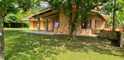 casa com 4 dormitórios para alugar, 750 m² por r$ 3.000/dia - acapulco - guarujá/sp - ca0528