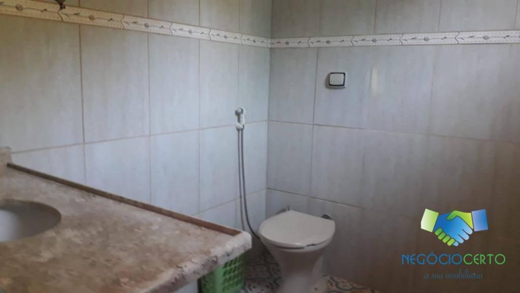 casa com 4 dormitórios para alugar por r$ 2.000/mês - vila balneária - itanhaém/sp - ca0400