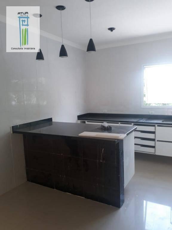 casa com 4 dormitórios para alugar por r$ 5.000/mês - tremembé - são paulo/sp - ca0194