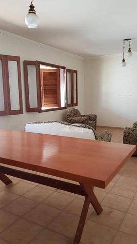casa com 4 dormitórios sendo 1 suíte à venda, 329 m² por r$ 810.000 - cidade nova - rio claro/sp - ca0454
