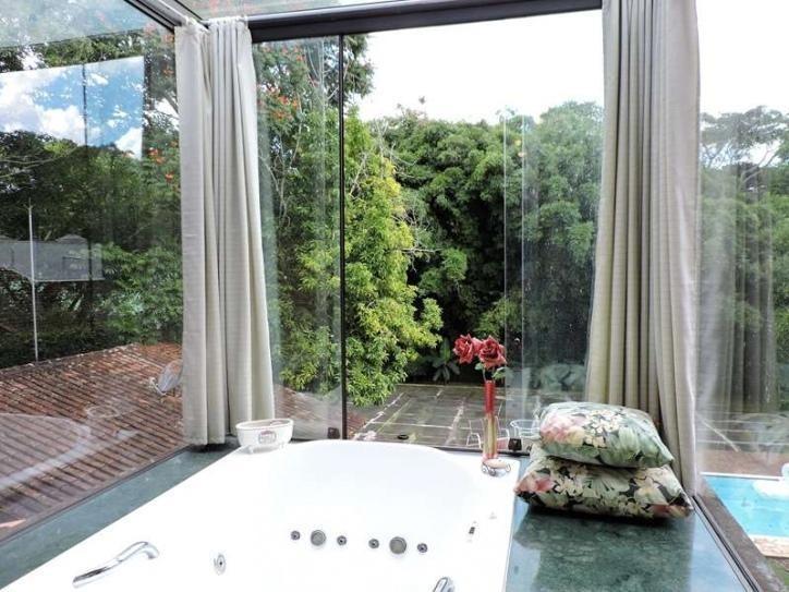 casa com 4 dormitórios suítes à venda, 50 m² por r$ 1.990.000 - paisagem renoir - cotia/sp - ca2536
