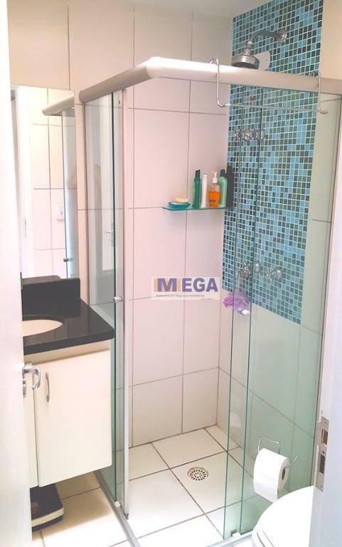 casa com 4 dormitórios à venda, 105 m² por r$ 650.000,00 - parque são quirino - campinas/sp - ca1367