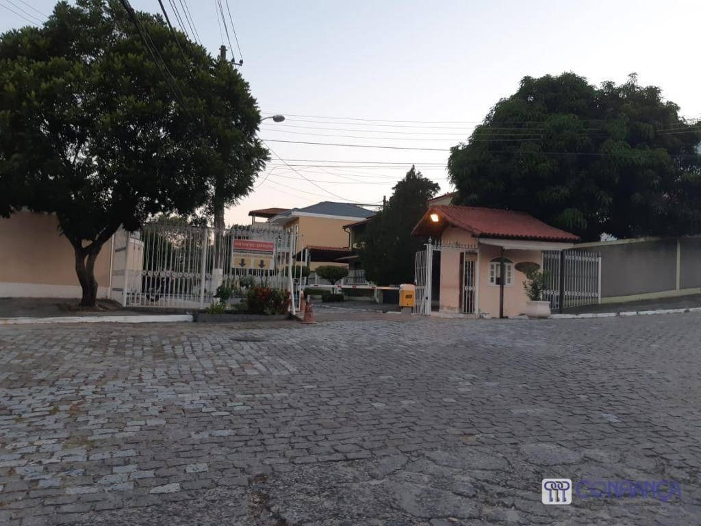 casa com 4 dormitórios à venda, 110 m² por r$ 500.000 - campo grande - rio de janeiro/rj - ca1616