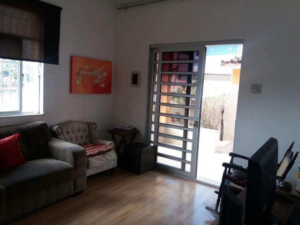 casa com 4 dormitórios à venda, 110 m² por r$ 550.000 - fonseca - niterói/rj - ca0129