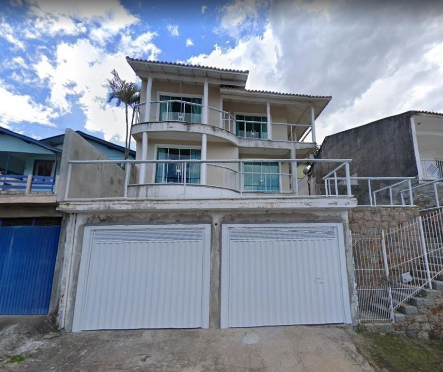 casa com 4 dormitórios à venda, 114 m² por r$ 700.000,00 - centro - são josé/sc - ca1895