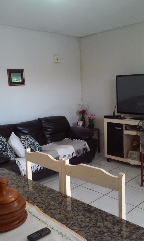casa com 4 dormitórios à venda, 120 m² por r$ 270.000 - cpa iv - cuiabá/mt - ca0629
