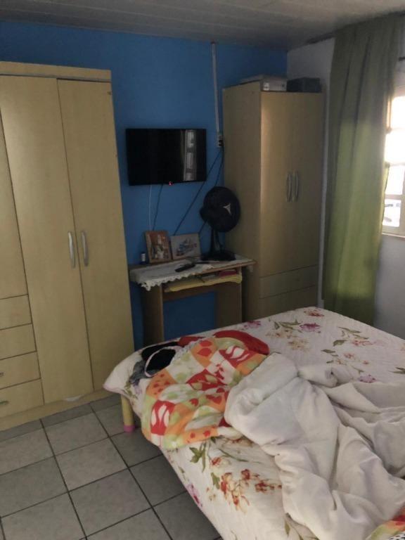 casa com 4 dormitórios à venda, 120 m² por r$ 277.000 - forquilhas - são josé/sc - ca2308