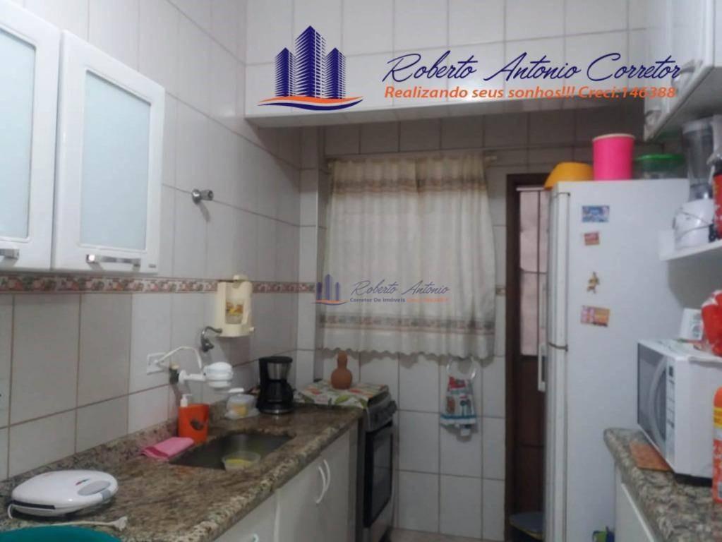 casa com 4 dormitórios à venda, 122 m² por r$ 375.000 - vila mirim - praia grande/sp - ca0111