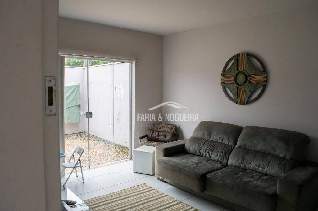 casa com 4 dormitórios à venda, 122 m² por r$ 450.000 - vila santo antônio - rio claro/sp - ca0416