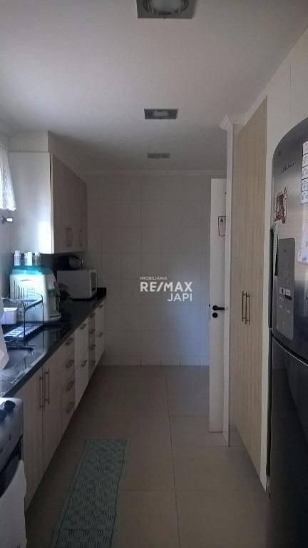 casa com 4 dormitórios à venda, 139 m² por r$ 720.000,00 - condomínio chácara das palmeiras imperiais - jundiaí/sp - ca0169