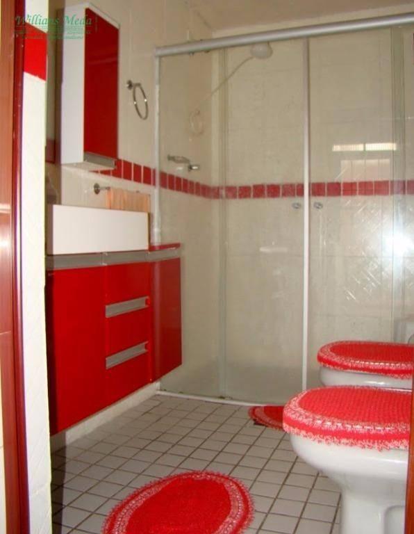casa com 4 dormitórios à venda, 140 m² por r$ 370.000 - residencial parque cumbica - guarulhos/sp - ca0572