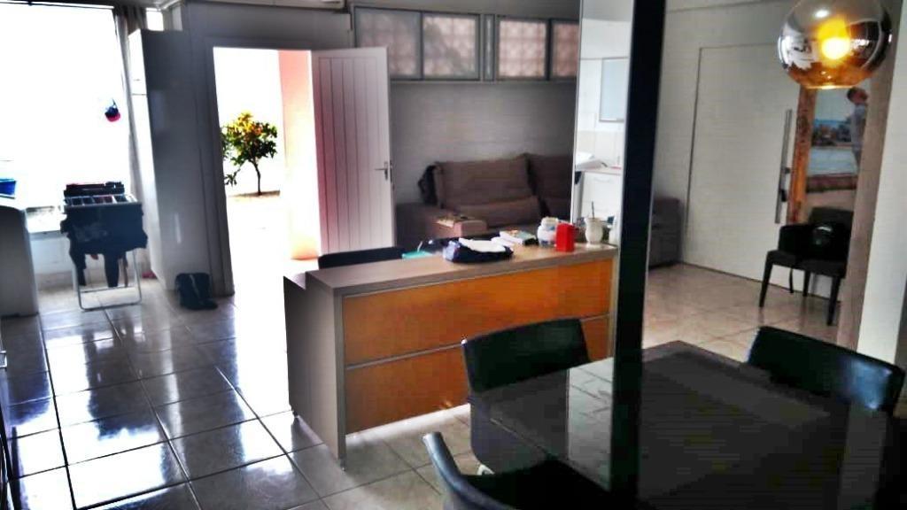 casa com 4 dormitórios à venda, 140 m² por r$ 380.000 - loteamento lisboa - são josé/sc - ca2186