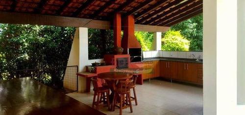 casa com 4 dormitórios à venda, 1400 m² por r$ 980.000 - nossa senhora do perpétuo socorro - pindamonhangaba/sp - ca2024