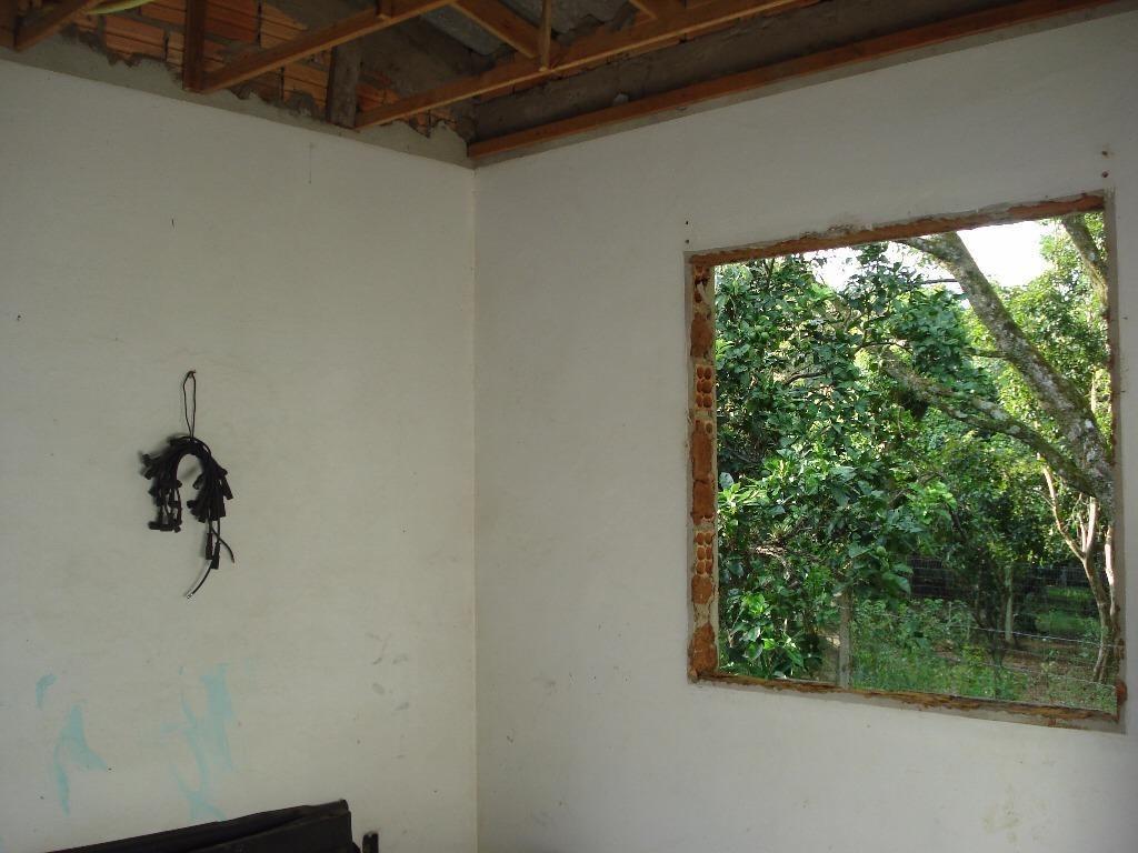 casa com 4 dormitórios à venda, 144 m² por r$ 170.000,00 - são lucas - viamão/rs - ca0048