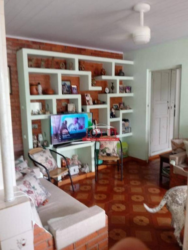 casa com 4 dormitórios à venda, 150 m² por r$ 550.000 - vila mazzei - são paulo/sp - ca0167