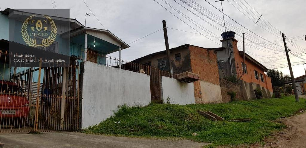 casa com 4 dormitórios à venda, 160 m² por r$ 110.000 - viamópolis - viamão/rs - ca0511