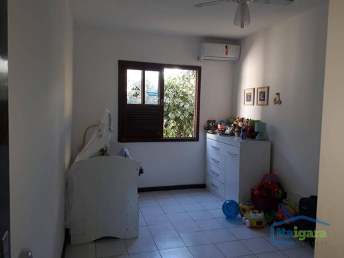 casa com 4 dormitórios à venda, 172 m² por r$ 780.000 - piatã - salvador/ba - ca0146