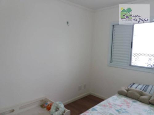 casa com 4 dormitórios à venda, 173 m² por r$ 970.000 - jardim ermida i - jundiaí/sp - ca1971