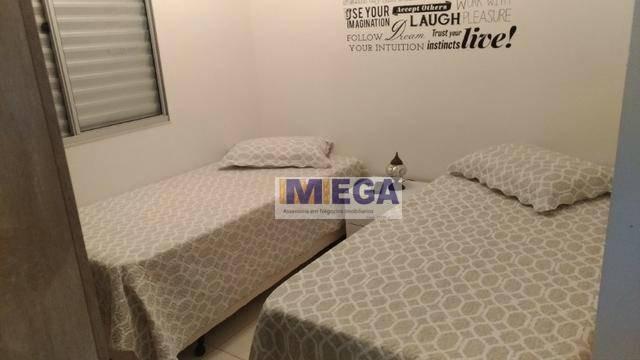 casa com 4 dormitórios à venda, 180 m² por r$ 625.000 - fazenda santa cândida - campinas/sp - ca1358
