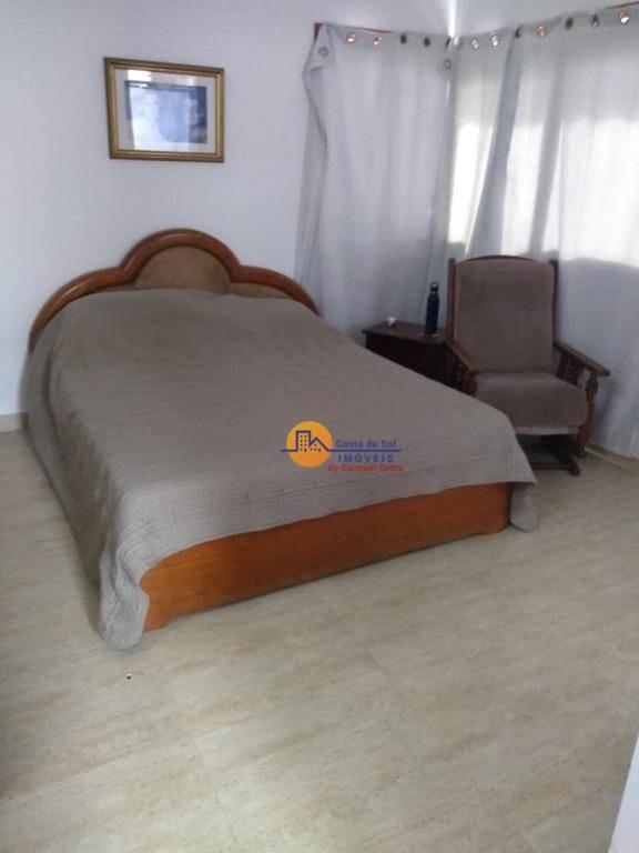 casa com 4 dormitórios à venda, 180 m² por r$ 740.000,00 - vale dos cristais - macaé/rj - ca1767