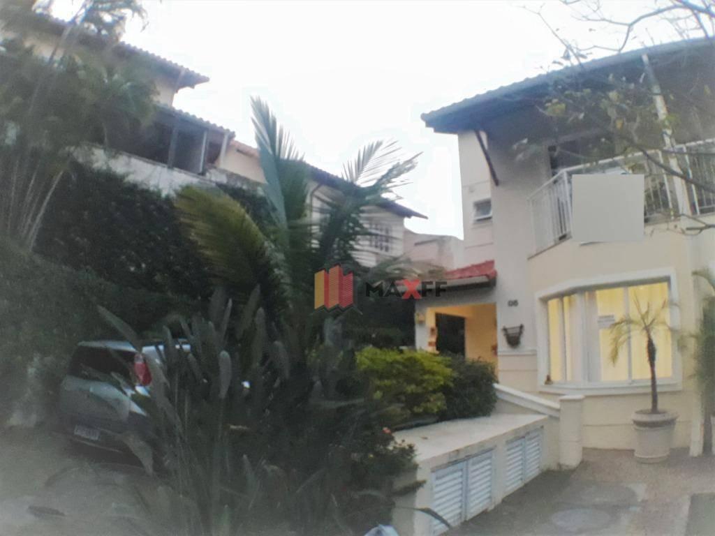 casa com 4 dormitórios à venda, 187 m² - ca0129