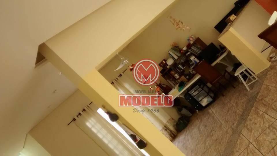 casa com 4 dormitórios à venda, 198 m² por r$ 780.000,00 - jardim residencial das palmeiras - rio claro/sp - ca2118