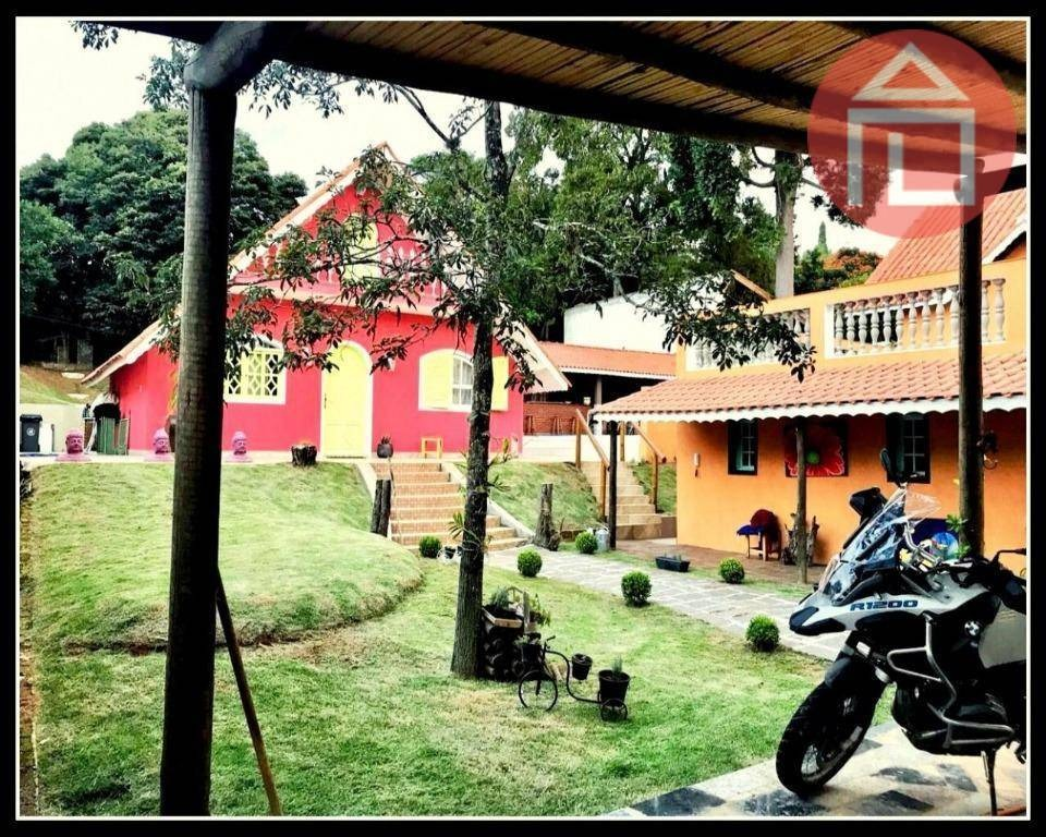 casa com 4 dormitórios à venda, 200 m² - lagos de santa helena - bragança paulista/sp - ca2334