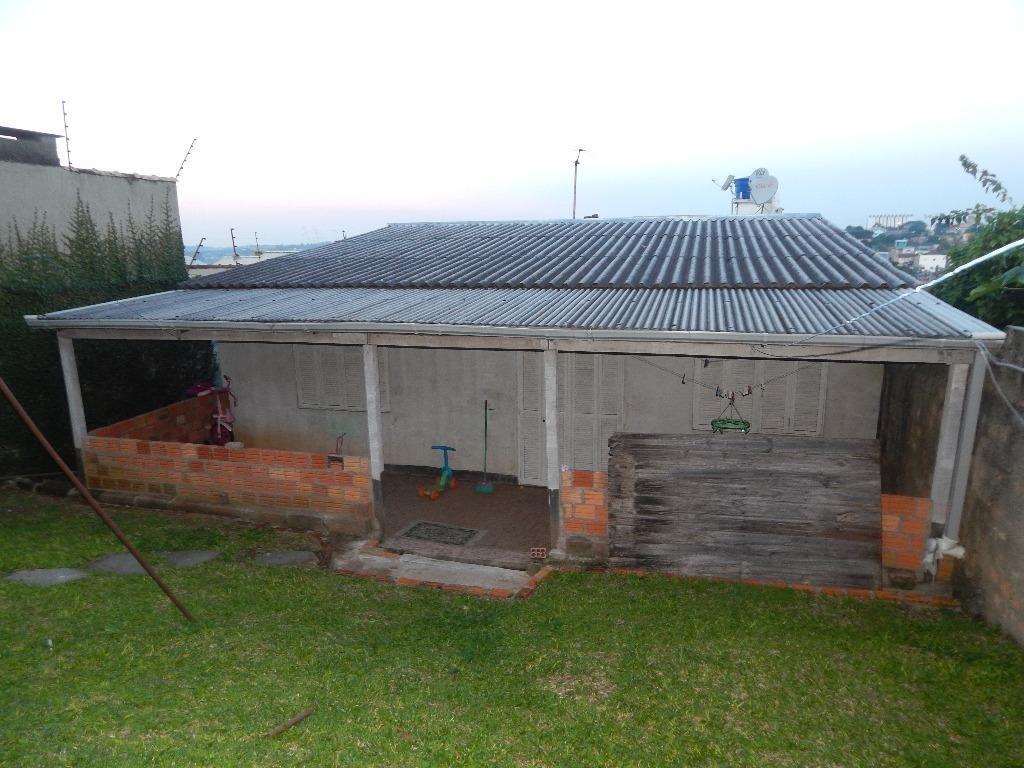 casa com 4 dormitórios à venda, 200 m² por r$ 250.000,00 - santa isabel - viamão/rs - ca0042