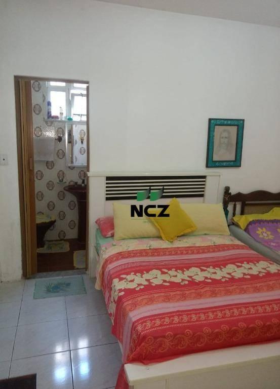 casa com 4 dormitórios à venda, 200 m² por r$ 425.000,00 - itapuã - salvador/ba - ca2987