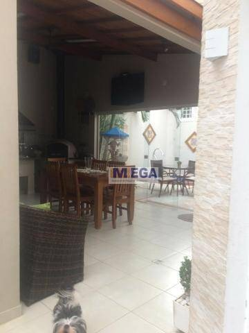 casa com 4 dormitórios à venda, 200 m² por r$ 680.000 - parque jambeiro - campinas/sp - ca1448