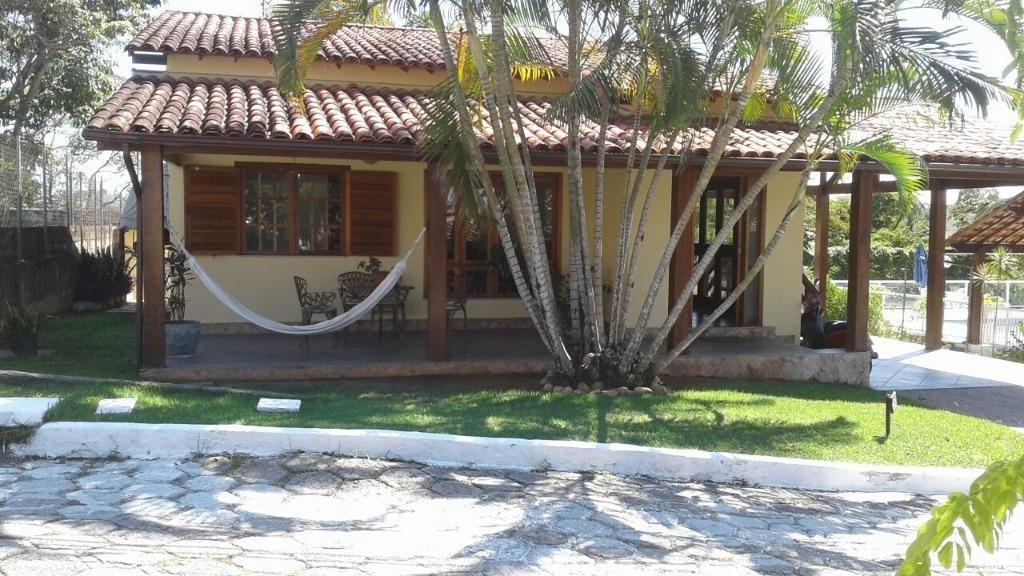 casa com 4 dormitórios à venda, 220 m² por r$ 550.000,00 - sape - niterói/rj - ca0262