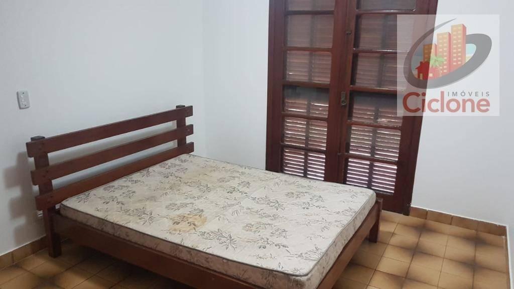 casa com 4 dormitórios à venda, 225 m² por r$ 450.000 - jardim itanhaém - itanhaém/sp - ca0718