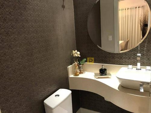 casa com 4 dormitórios à venda, 228 m² por r$ 1.400.000,00 - jardim primavera - nova odessa/sp - ca0472