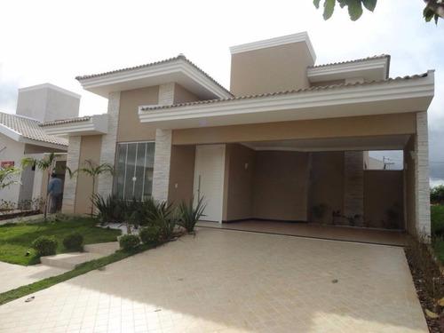 casa com 4 dormitórios à venda, 230 m² por r$ 950.000,00 - parque residencial damha v - são josé do rio preto/sp - ca4814