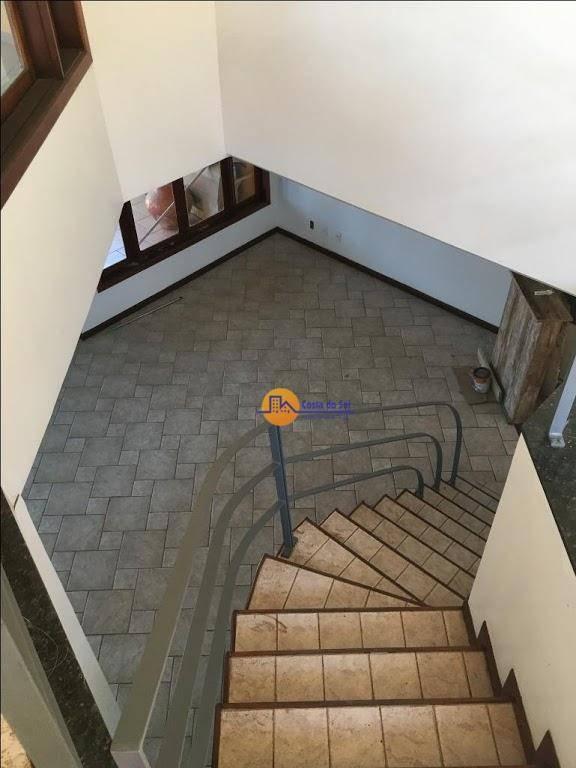 casa com 4 dormitórios à venda, 243 m² por r$ 2.000.000 - cavaleiros - macaé/rj - ca1729