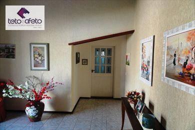casa com 4 dormitórios à venda, 249 m² por r$ 800.000 - jardim paulista - atibaia/sp - ca2182