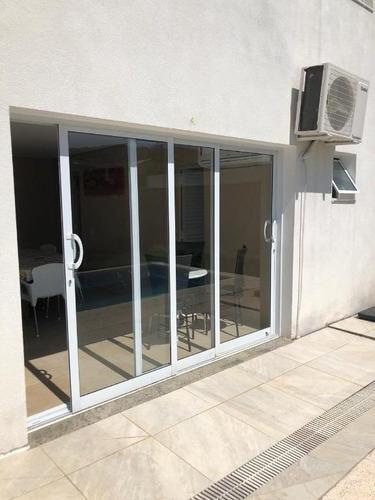 casa com 4 dormitórios à venda, 254 m² por r$ 1.300.000 - bosque - vinhedo/sp - ca0388