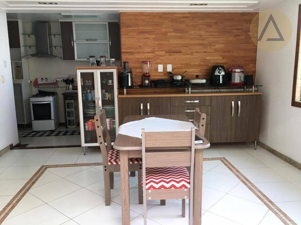 casa com 4 dormitórios à venda, 260 m² por r$ 550.000 - são marcos - macaé/rj - ca0961