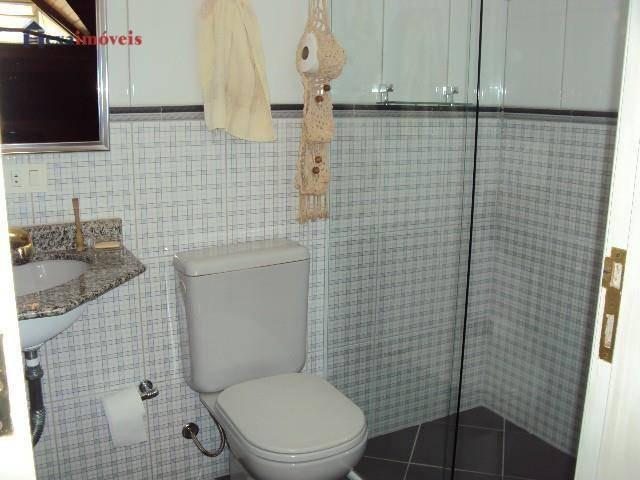 casa com 4 dormitórios à venda, 280 m² por r$ 1.100.000,00 - aldeia da serra - santana de parnaíba/sp - ca0051