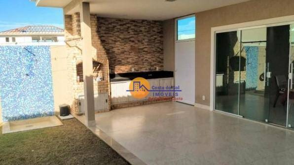casa com 4 dormitórios à venda, 280 m² por r$ 855.000,00 - vale dos cristais - macaé/rj - ca1778