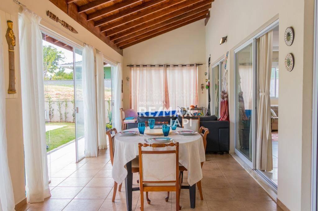 casa com 4 dormitórios à venda, 300 m² por r$ 1.280.000,00 - reserva da serra - jundiaí/sp - ca1371