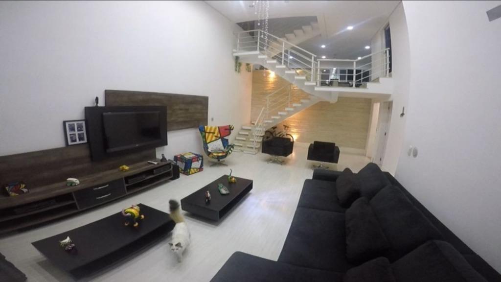 casa com 4 dormitórios à venda, 300 m² por r$ 1.790.000 - parque residencial itapeti - mogi das cruzes/sp - ca1390