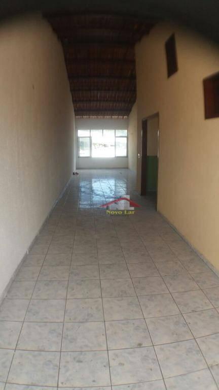 casa com 4 dormitórios à venda, 300 m² por r$ 460.000,00 - cambeba - fortaleza/ce - ca0020