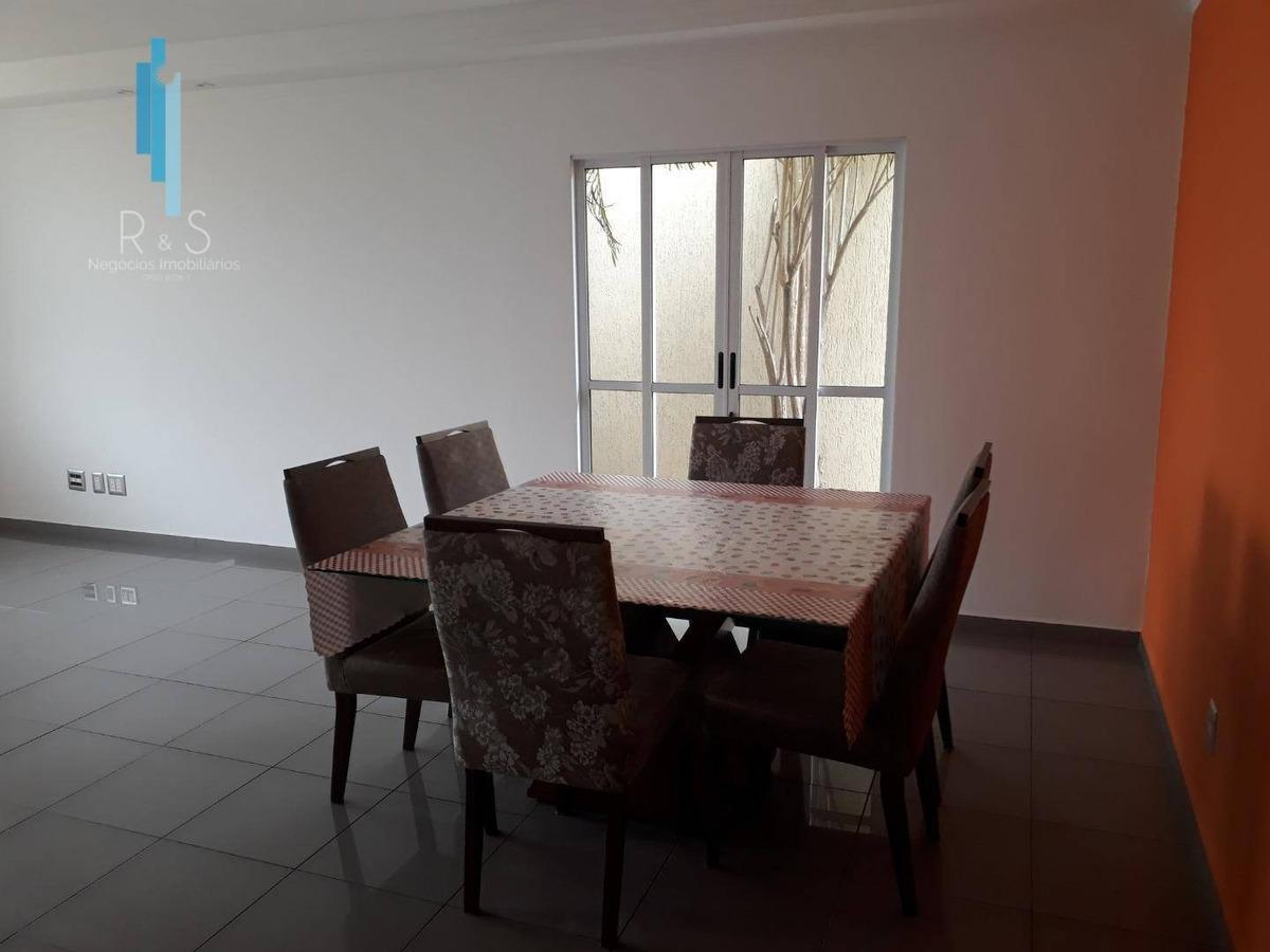 casa com 4 dormitórios à venda, 300 m² por r$ 850.000,00 - condomínio casa grande - louveira/sp - ca0294