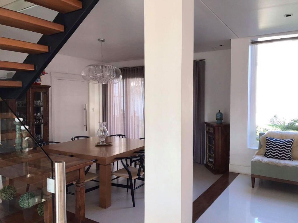 casa com 4 dormitórios à venda, 303 m² - alphaville - gravataí/rs - ca1535