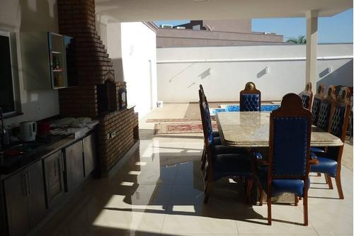 casa com 4 dormitórios à venda, 310 m² por r$ 1.100.000 - parque residencial damha vi - são josé do rio preto/sp - ca2259