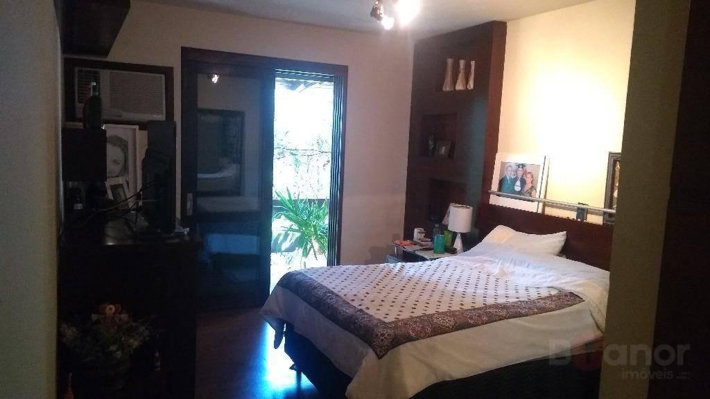 casa com 4 dormitórios à venda, 310 m² por r$ 750.000,00 - garcia - blumenau/sc - ca0190