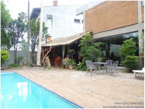 casa com 4 dormitórios à venda, 314 m² por r$ 1.200.000,00 - jardim das paineiras - campinas/sp - ca2844
