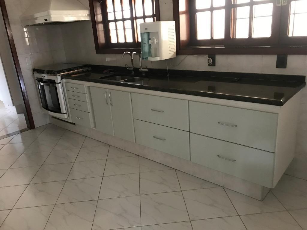 casa com 4 dormitórios à venda, 316 m² por r$ 860.000,00 - parque nova suiça - valinhos/sp - ca1696